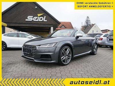 gebraucht Audi TT Roadster S 2,0 TFSI quattro S-tronic *VIRTUAL+LED+N