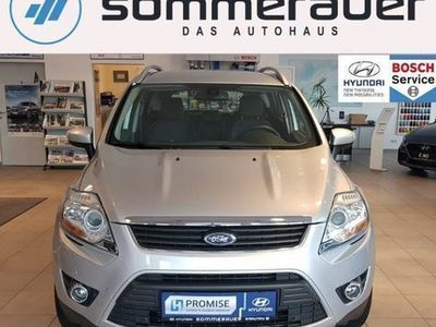 gebraucht Ford Kuga 2.0 TDCi 4WD SUV / Geländewagen,