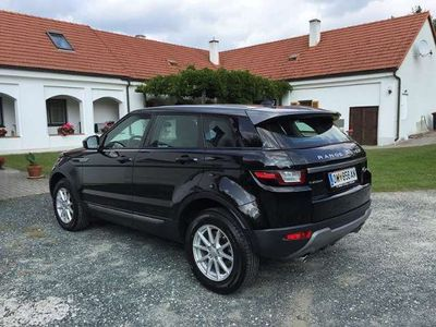 gebraucht Land Rover Range Rover evoque PURE 2.0L TD4 DIESEL SUV /