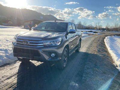 gebraucht Toyota HiLux Invincible