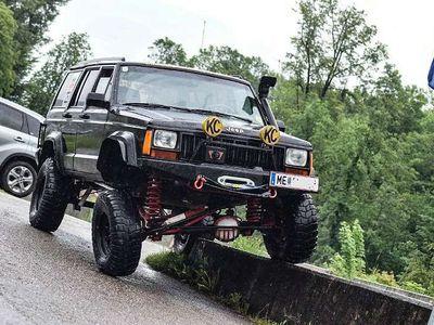 gebraucht Jeep Cherokee xj 4.0 L SUV / Geländewagen