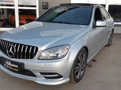 gebraucht Mercedes C250 CDI Avantgarde BlueEfficiency Aut.