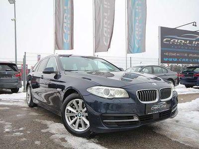 gebraucht BMW 520 d Touring Ö-Paket Aut. |Abstand |Navi Prof. |Xenon |Auffa