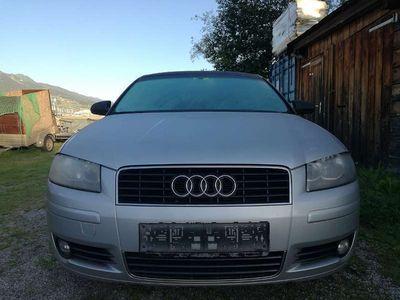 gebraucht Audi A3 S3 1,9 TDI Klein-/ Kompaktwagen