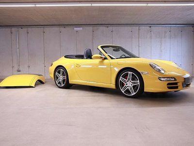 gebraucht Porsche 911 (997) S Cabrio *VOLL*SERVICE-NEU*