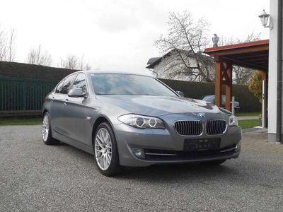 gebraucht BMW 525 5er-Reihe Diesel Aut. 6Zyl TOP