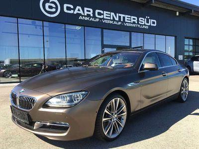 gebraucht BMW 640 Grand Coupé 6er-Reihe d Individual Voll! NP:150.000.- Limousine