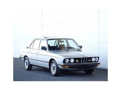gebraucht BMW 520 i (E12)*originale-Klimaanlage*6-Zylinder*