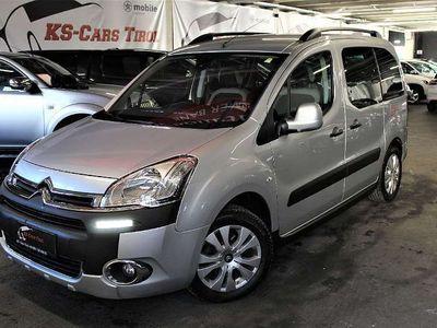 gebraucht Citroën Berlingo Multispace HDi 115 Silver Edition Kombi / Family Van