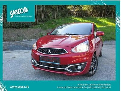 gebraucht Mitsubishi Space Star 12 MIVEC Invite Connect AS&G
