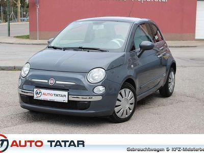 gebraucht Fiat 500 0,9 TwinAir Turbo Lounge | 64,- mtl. | Automatik | Klein-/ Kompaktwagen