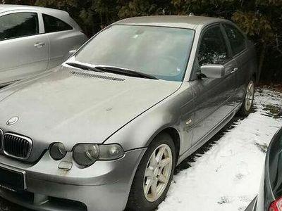 gebraucht BMW 325 3er-Reihe ti compact Österreich-Paket Aut. * SMG - GETRIEBE * Klein-/ Kompaktwagen
