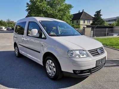 gebraucht VW Caddy Life Family EcoFuel Kombi / Family Van