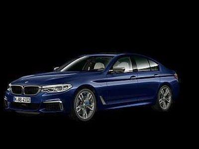 gebraucht BMW M550 5er-Reihe i xDrive Aut. Limousine