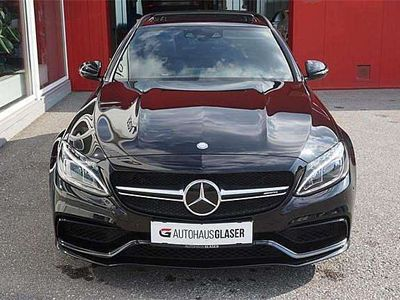 gebraucht Mercedes C63 AMG AMG T C -Klasse T-Modell
