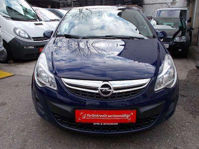 gebraucht Opel Corsa 1,2 Cool & Sound Klein-/ Kompaktwagen,