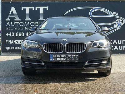 gebraucht BMW 520 d Aut. 520 lim. Sportsitze Digital Tacho Navi usw.