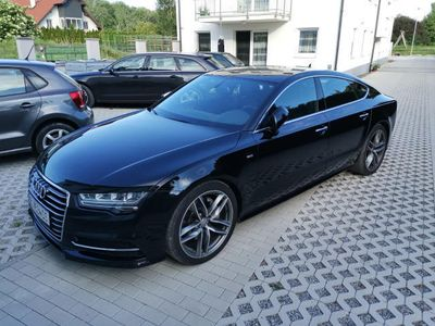 gebraucht Audi A7 Sportback 3,0 TDI S-tronic-SLINE-Luftfederung-20 Z