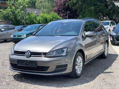 gebraucht VW Golf Variant Comfortline BMT 1,6 TDI DSG*NAVI* Kombi / Family Van