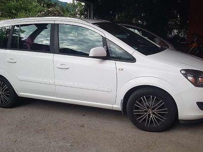 gebraucht Opel Zafira 1.7 cdti Eco Flex Kombi / Family Van,