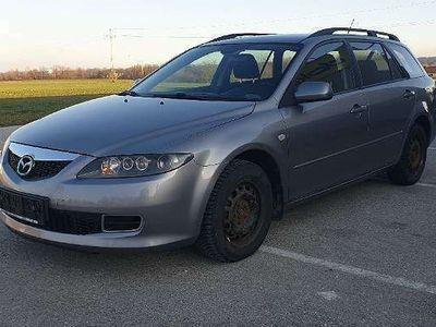 gebraucht Mazda 6 Sport Combi Kombi / Family Van