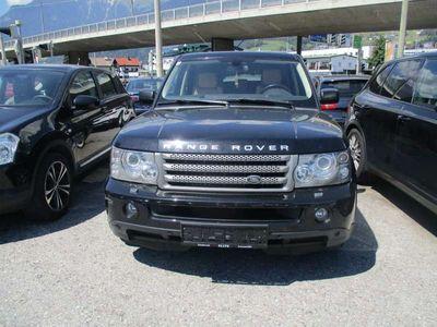 gebraucht Land Rover Range Rover Sport 2,7 TdV6 HSE DPF