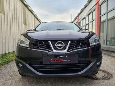 gebraucht Nissan Qashqai +2 1,5 dCi 360 2WD 7 Sitze Kamera SUV / Geländewagen