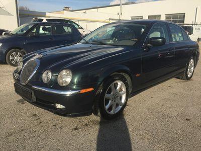 gebraucht Jaguar S-Type 4.0 V8 AUT.