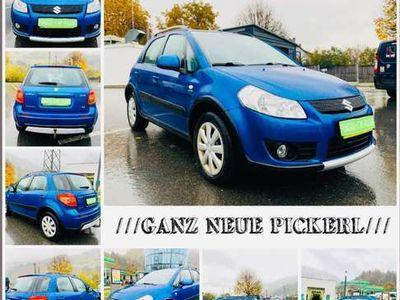 gebraucht Suzuki SX4 1,9 GL DDiS deluxe++ 4WD GL Pickerl bis 12/2021