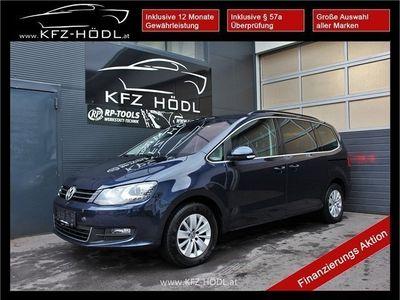 gebraucht VW Sharan Karat BMT 2,0 TDI DPF 4Motion Kombi / Family Van