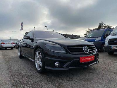 gebraucht Mercedes CL500 CL-Klasse*63 AMG Optik & Sound* Sportwagen / Coupé