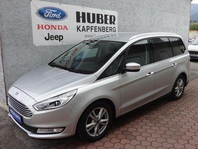 gebraucht Ford Galaxy 2,0 TDCi Titanium Start/Stop-System Powe... Kombi / Family Van,