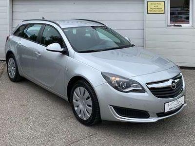 gebraucht Opel Insignia Selection*SportsTourer*1.6CDTi*Aut.*SHZ*NAVI*uvm