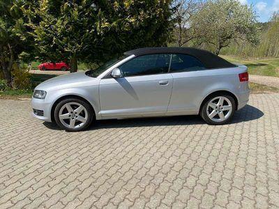 gebraucht Audi A3 Cabriolet 1.8TFSI Cabrio / Roadster