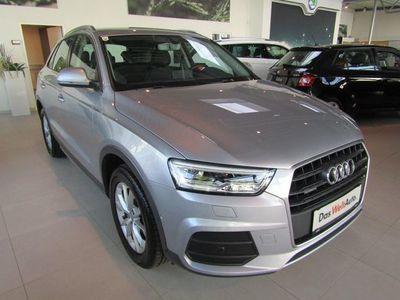 gebraucht Audi Q3 2.0 TFSI quattro design