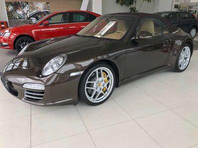 gebraucht Porsche 911 II 4S DSG Cabrio Cabrio / Roadster