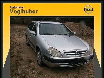 gebraucht Citroën Xsara Break 2,0 Family HDi Kombi / Family Van
