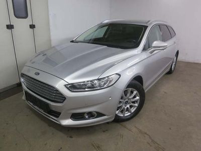 gebraucht Ford Mondeo Traveller Business 2,0 TDCi Aut. AHK, Navi