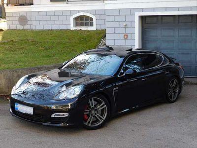 gebraucht Porsche Panamera Turbo PDK**VOLL**PROMINENTER VORBESITZER**