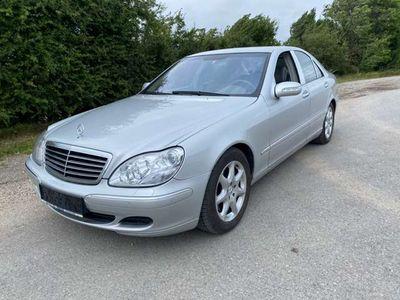 gebraucht Mercedes S500 S-Klasse4MATIC Aut. Limousine