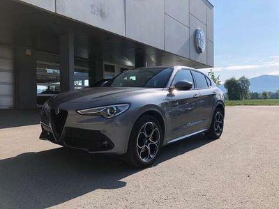 gebraucht Alfa Romeo Stelvio Veloce 2,2 16V 210 AT8 Q4