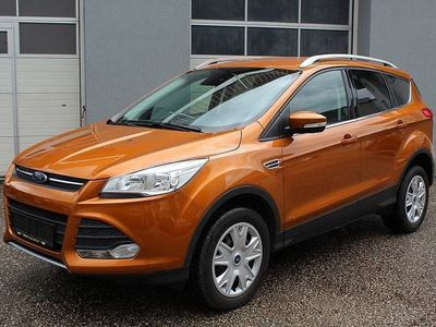 gebraucht Ford Kuga 2,0 TDCi Titanium 4x4 Aut. SUV / Geländewagen