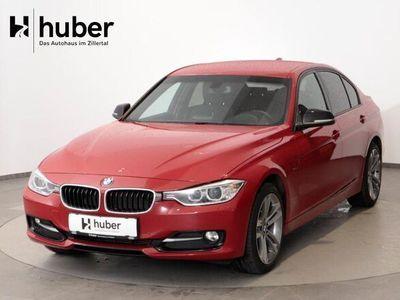 gebraucht BMW 318 d Österreich-Paket