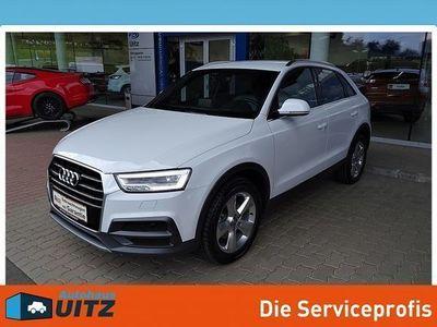 gebraucht Audi Q3 2,0 TDI Intense offroad quattro S-tronic SUV / Geländewagen,