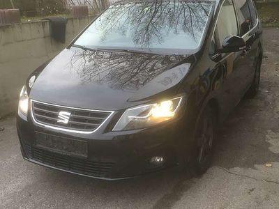 gebraucht Seat Alhambra M1 Kombi / Family Van