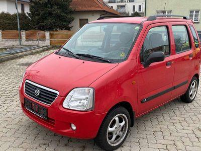 gebraucht Suzuki Wagon R+ 1.3 GL. 4WD Klein-/ Kompaktwagen