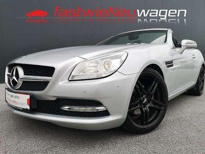 gebraucht Mercedes SLK200 SLK-KlasseKompressor Aut.=AIrscarf=Leder= Cabrio / Roadster