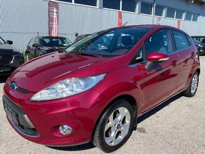 gebraucht Ford Fiesta Titanium 1,25 Pickerl 9/2021 + 4