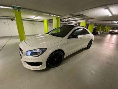 gebraucht Mercedes CLA250 Aut.