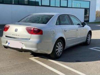 gebraucht Seat Exeo wie Audi A4 Limousine